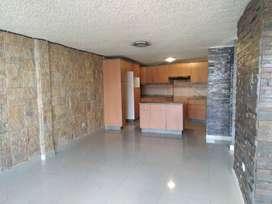 La Gasca, departamento, 120m2, 3 habitaciones, 2.5 baños, 1 parq