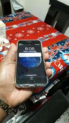 Vendo iphone 6 16gb 390.000 no huella