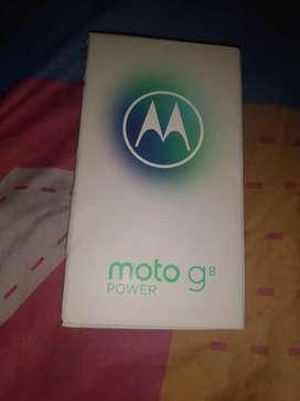 Motorola g 8 Power