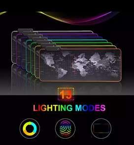 MOUSE PAD (alfombrilla) RGB 80X30 CM