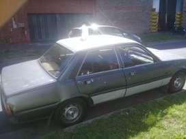 Vendo Peugeot 505 andando