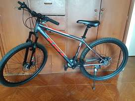 Vendo cicla MTB como nueva rin 29