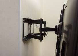 Bases con rotación hasta de 90 grados para televisores