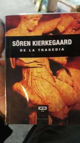 SOREN KIERKEGAARD DE LA TRAGEDIA (usazo)