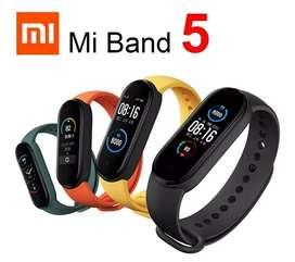 Reloj inteligente Smartwatch Xiaomi Mi Band 5
