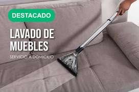 Servicio de Lavado Profesional de Muebles, Colchones, Alfombras, Cortinas, Ventanas, Pisos