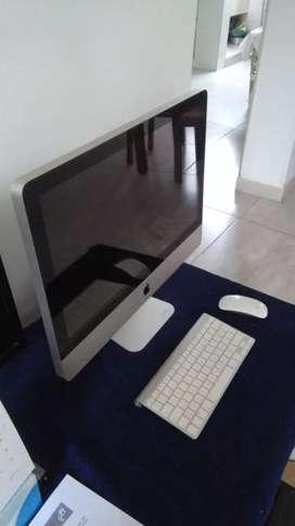 """Mac Intel Core i5 2,5ghz Pantalla 21.5"""" ram 8 GB SSD 240 GB HDD 500gb"""