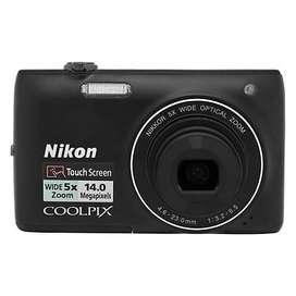 Nikon Coolplix S 4100 Nueva