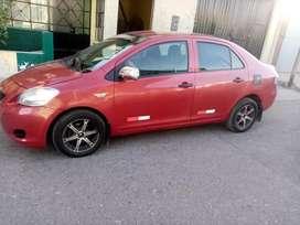 Vendo Toyota Yaris con setaré y motor Ok
