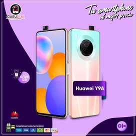 HUAWEI Y9A 6/128GB con garantia