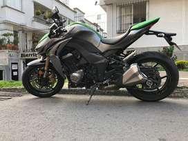 Kawasaki Z1000 ¡Como nueva! Vendo o permuto / Motivo Viaje