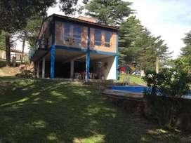 dw01 - Casa para 2 a 6 personas con pileta y cochera en Estancia Vieja