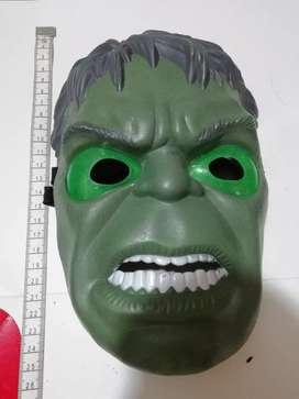 Mascaras Hull y Jason