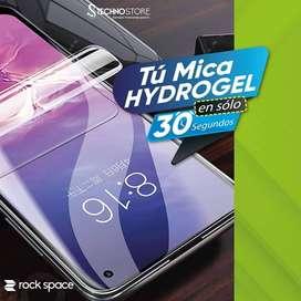Micas #HidróGel Normal y Matte para cualquier modelo de celular en tan solo 30 segundos