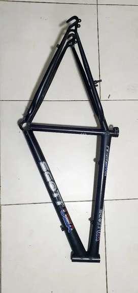 Cuadro de bicicleta 26