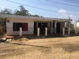 Se vende casa en tierra baja