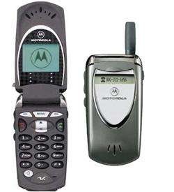 Celular Motorola V60
