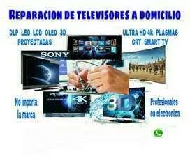 Servicio tecnico de tv leds plasma lcd artefactos en general tvs smart servicio a domicilio arequipa