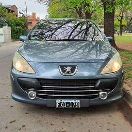 peugeot 307 2.0 xs premium tiptronic 2006