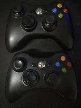 Joystick Xbox 360 PC Inalambrico Original