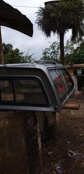 Cabina para Mazda Bt-50