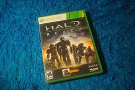 HALO REACH XBOX 360 Y XBOX ONE OROGINAL