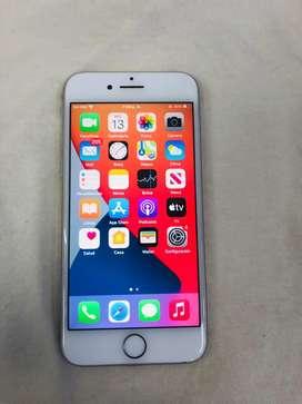 Vendo mi iphone 8 64GB Silver 10/10