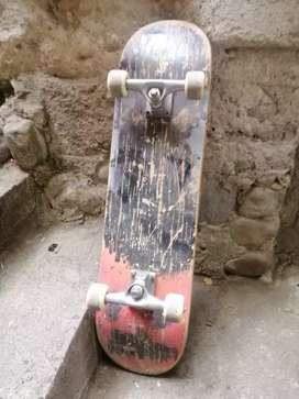 Vendo patineta vieja