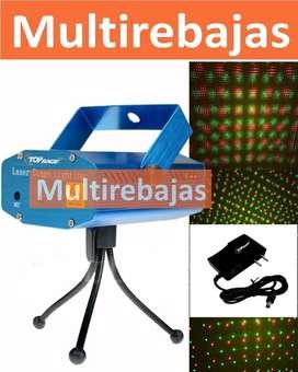 Mini Proyector Lluvia Laser