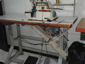 Se venden maquinas de coser plana, recubridora, fileteadora