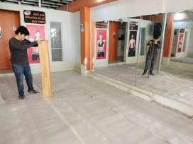 Instalacion de pisos laminados