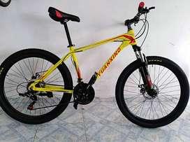 Bicicleta ECONÓMICA ALUMINIO Rin 26 YUANXING ️