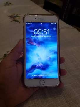 Vendo iphone 7 plus en buen estado con todos sus accesorios