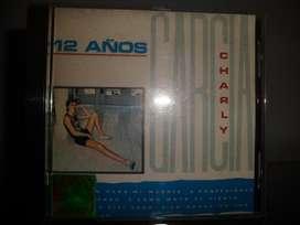 Charly García 12 años cd
