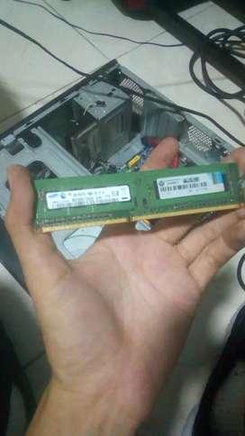 RAM memoria ddr3 de 2gb samsung para computador