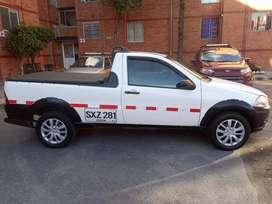 Vendo Fiat Strada no tiene pico y placa