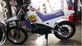 Yamaha pw 80 edición especial