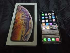 Vendo Cambio iPhone XS MAX 64Gb Golf, Factura, Accesorios