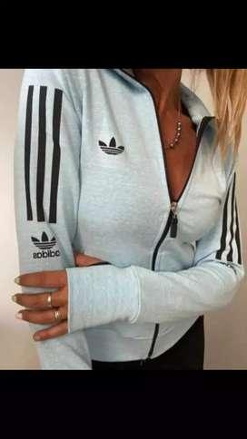 Campera spandex Adidas