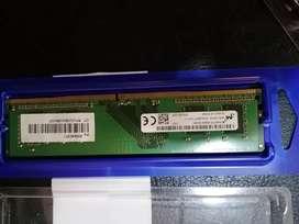 MEMORIA RAM DDR4 2400 4 GB