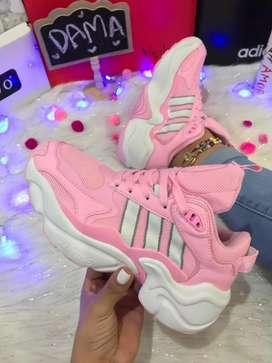 Zapatos adidas dama