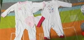 Cojuntos Completo de Niña de 6 a 9 Meses