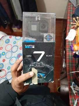 Gopro 7 hero black