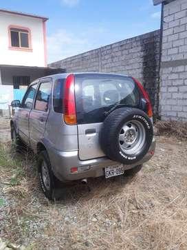Daihatsu Terios 98 /  $4.800 negociable