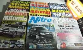 Revistas automas mecanica popular automóvil internacional