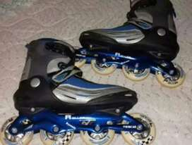 Patines roller dynamic profesionales