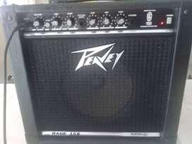 Amplificador PEAVEY rage 158 - 15W
