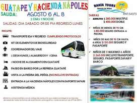 TOUR GUATAPE