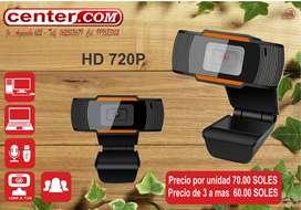Camara Web HD 720