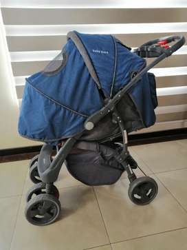 Se vende coche para bebé marca BABY KART